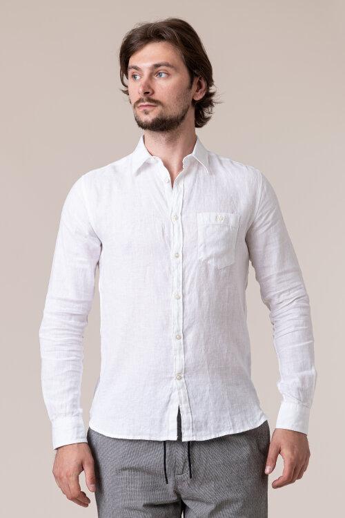 Koszula Knowledgecotton Apparel 90550_1010 biały