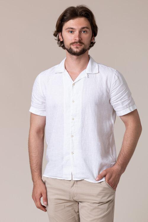 Koszula Knowledgecotton Apparel 90722_1010 biały