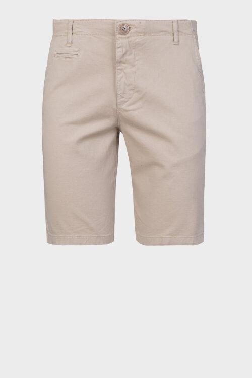 Spodnie Knowledgecotton Apparel 50182_1228 beżowy