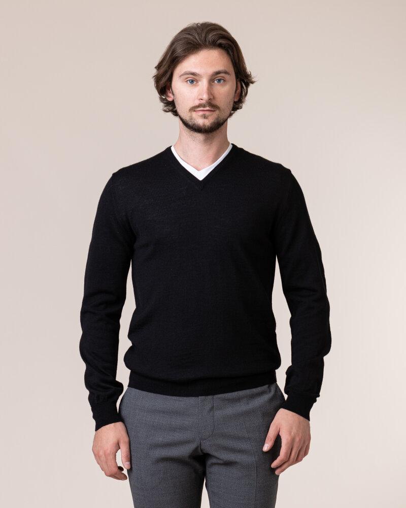 Sweter Philip Louis NOS_02/5/BLK NOS_BLACK czarny - fot:2