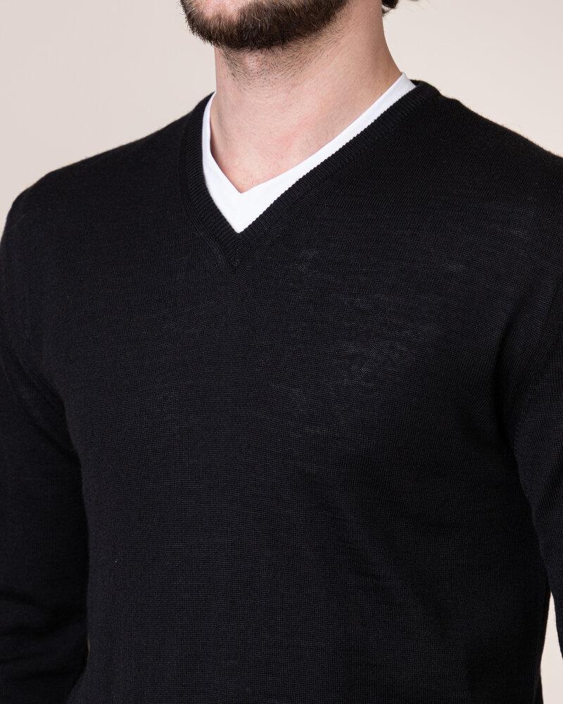 Sweter Philip Louis NOS_02/5/BLK NOS_BLACK czarny - fot:3