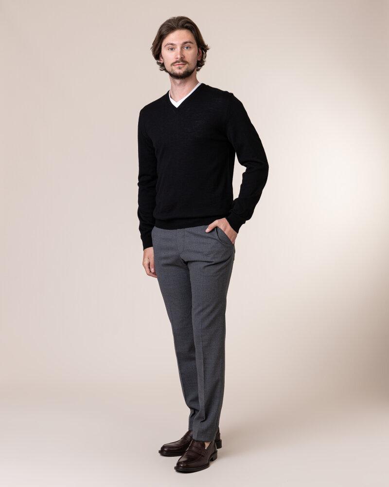 Sweter Philip Louis NOS_02/5/BLK NOS_BLACK czarny - fot:5
