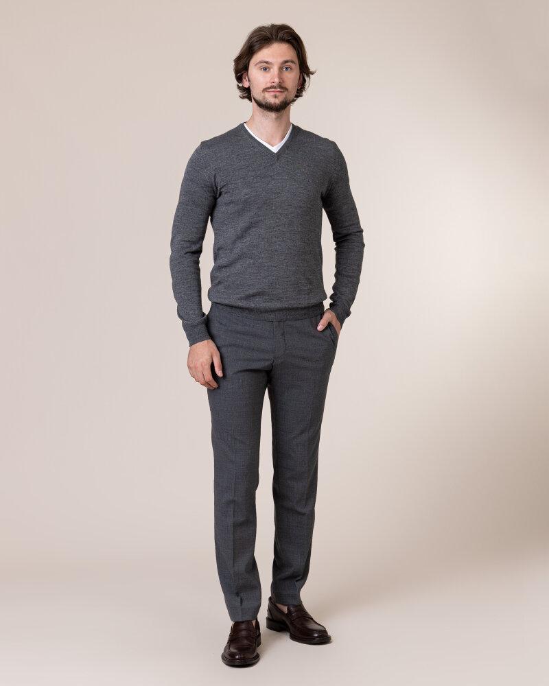 Sweter Philip Louis NOS_02/5/DGR NOS_DK.GRAY szary - fot:5