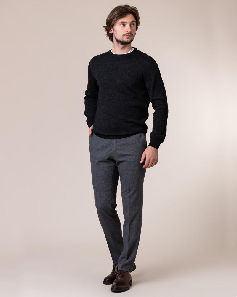 Sweter Philip Louis NOS_01/5/ANT NOS_ANTRACITE ciemnoszary - fot:6