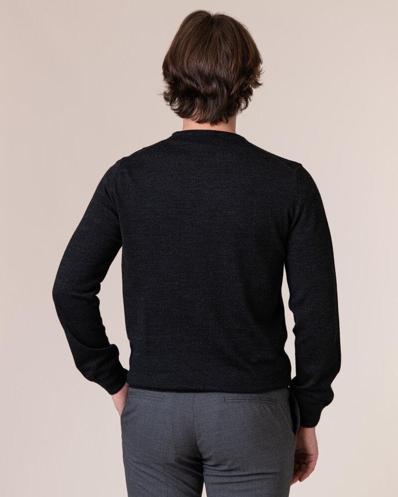 Sweter Philip Louis NOS_01/5/ANT NOS_ANTRACITE ciemnoszary - fot:4