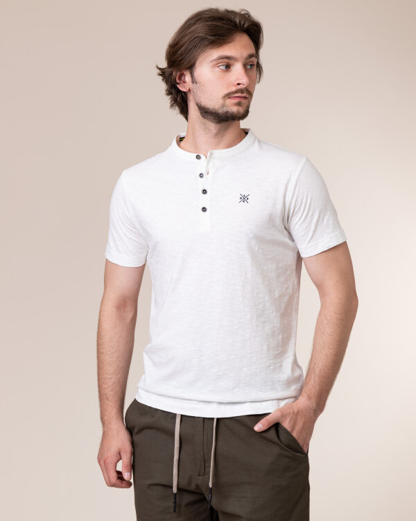 T-Shirt Lerros 2033900_103 biały