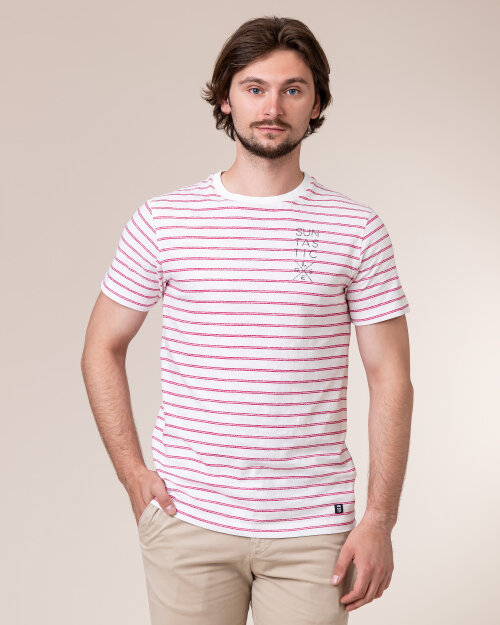 T-Shirt Lerros 2043071_103 biały