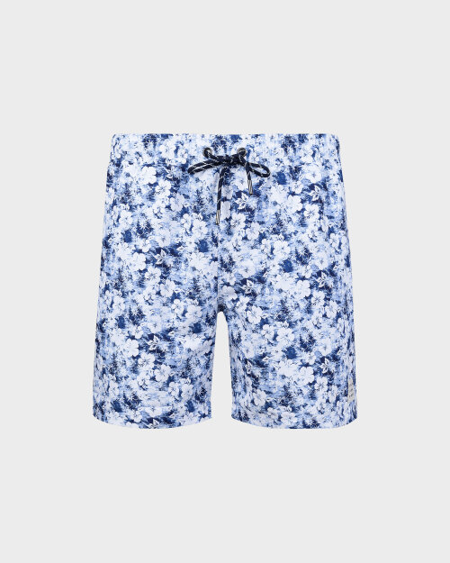 Szorty Colours & Sons 9120-900_903 BLUE FLOWERS niebieski