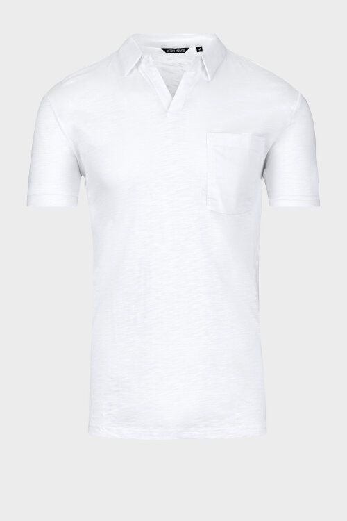 Polo Antony Morato MMKS01745_FA100139_1000 biały