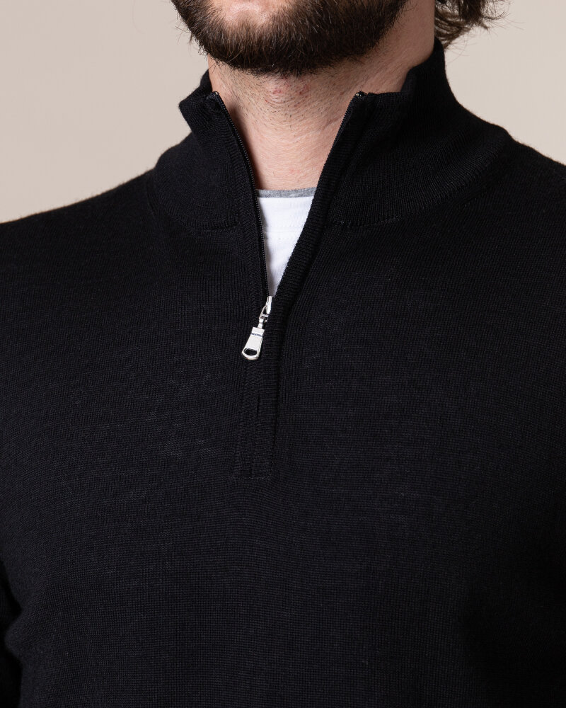 Sweter Philip Louis NOS_03/5/BLK NOS_BLACK czarny - fot:3