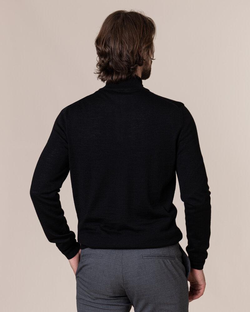 Sweter Philip Louis NOS_03/5/BLK NOS_BLACK czarny - fot:4