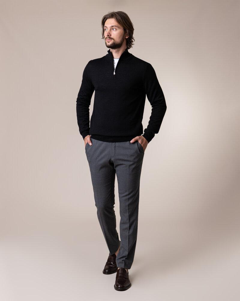 Sweter Philip Louis NOS_03/5/BLK NOS_BLACK czarny - fot:5