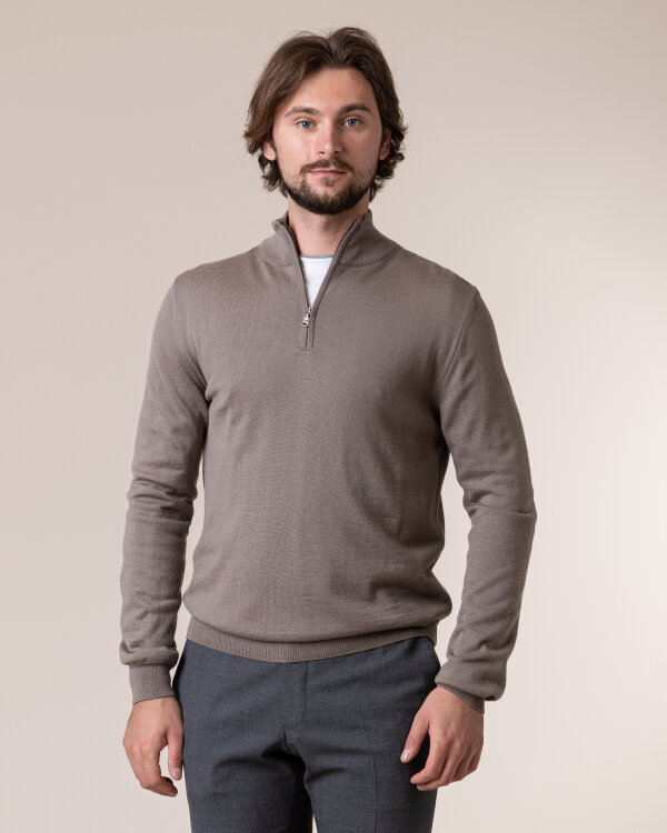 Sweter Philip Louis NOS_03/5/BEI NOS_BEIGE beżowy