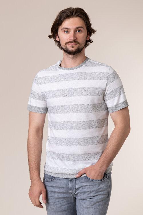 T-Shirt Baldessarini 05354_47395_9017 szary