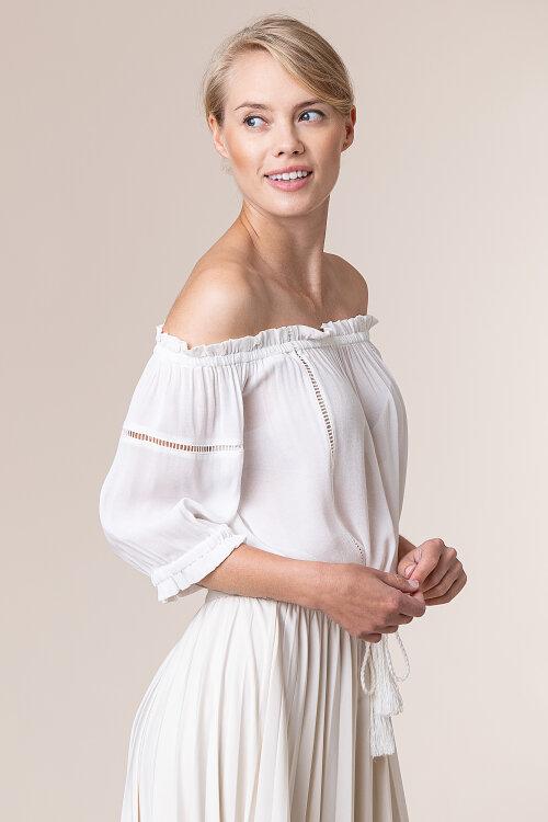 Bluzka Patrizia Aryton 05390-60_11 biały