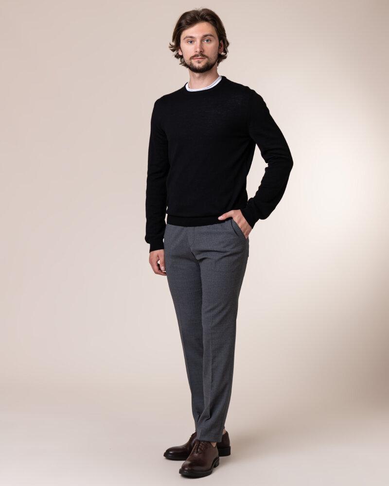 Sweter Philip Louis NOS_01/5/BL NOS_BLACK czarny - fot:5