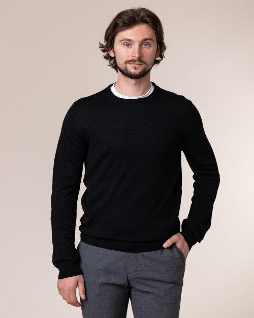 Sweter Philip Louis NOS_01/5/BL NOS_BLACK czarny
