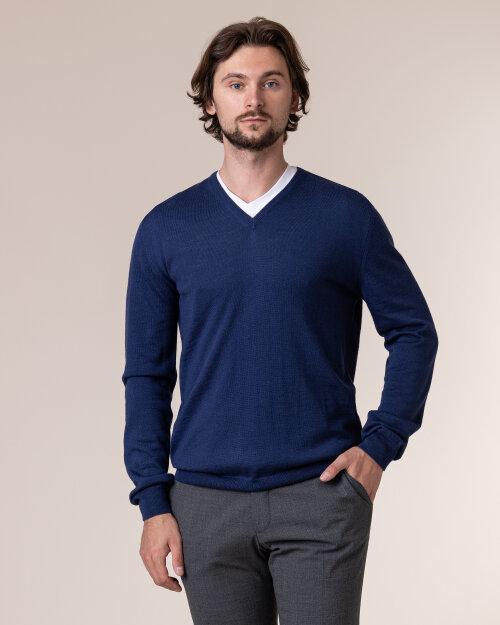 Sweter Philip Louis NOS_02/5/JEA NOS_JEANS niebieski