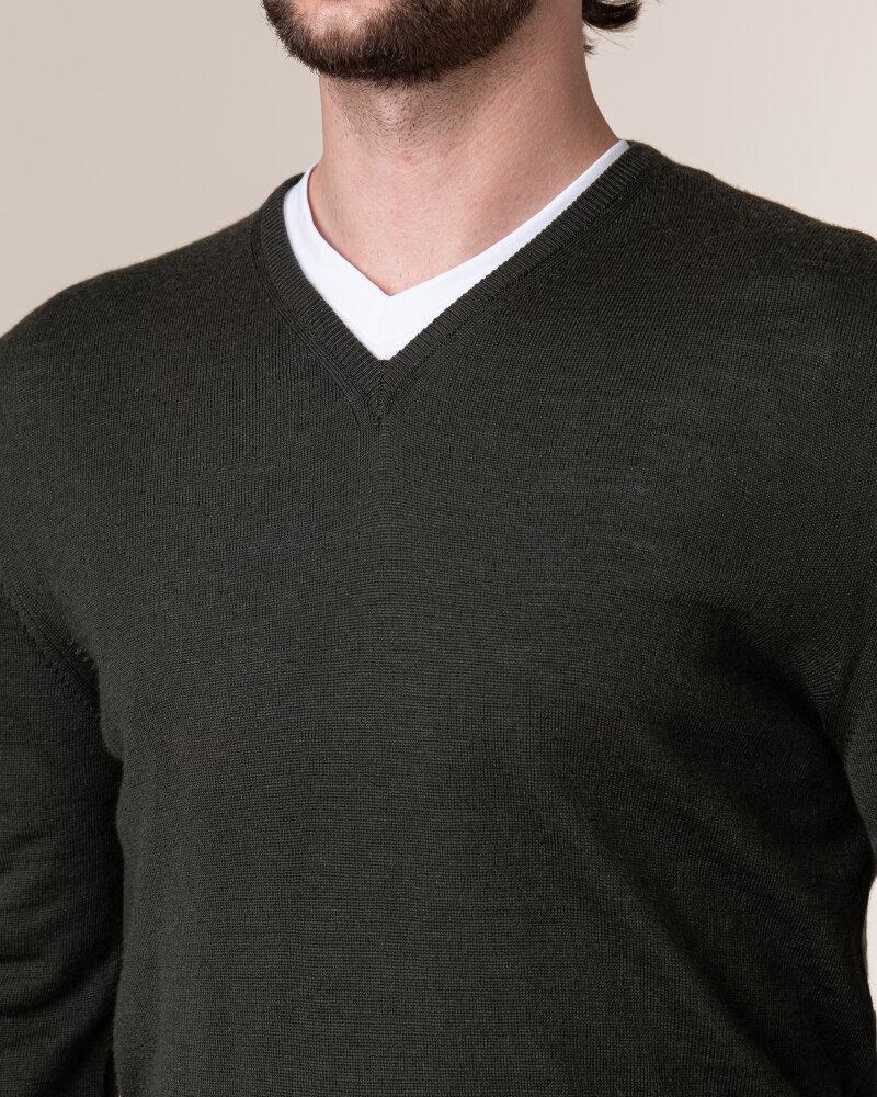 Sweter Philip Louis NOS_02/5/GRE NOS_GREEN ciemnozielony - fot:3