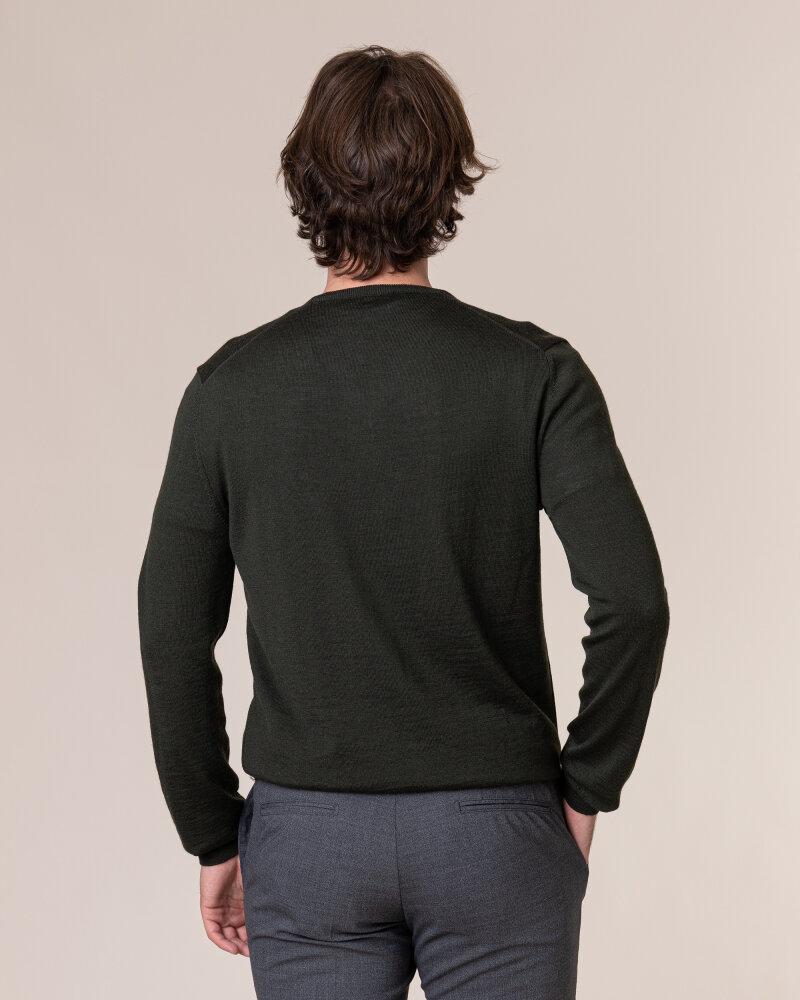 Sweter Philip Louis NOS_02/5/GRE NOS_GREEN ciemnozielony - fot:4