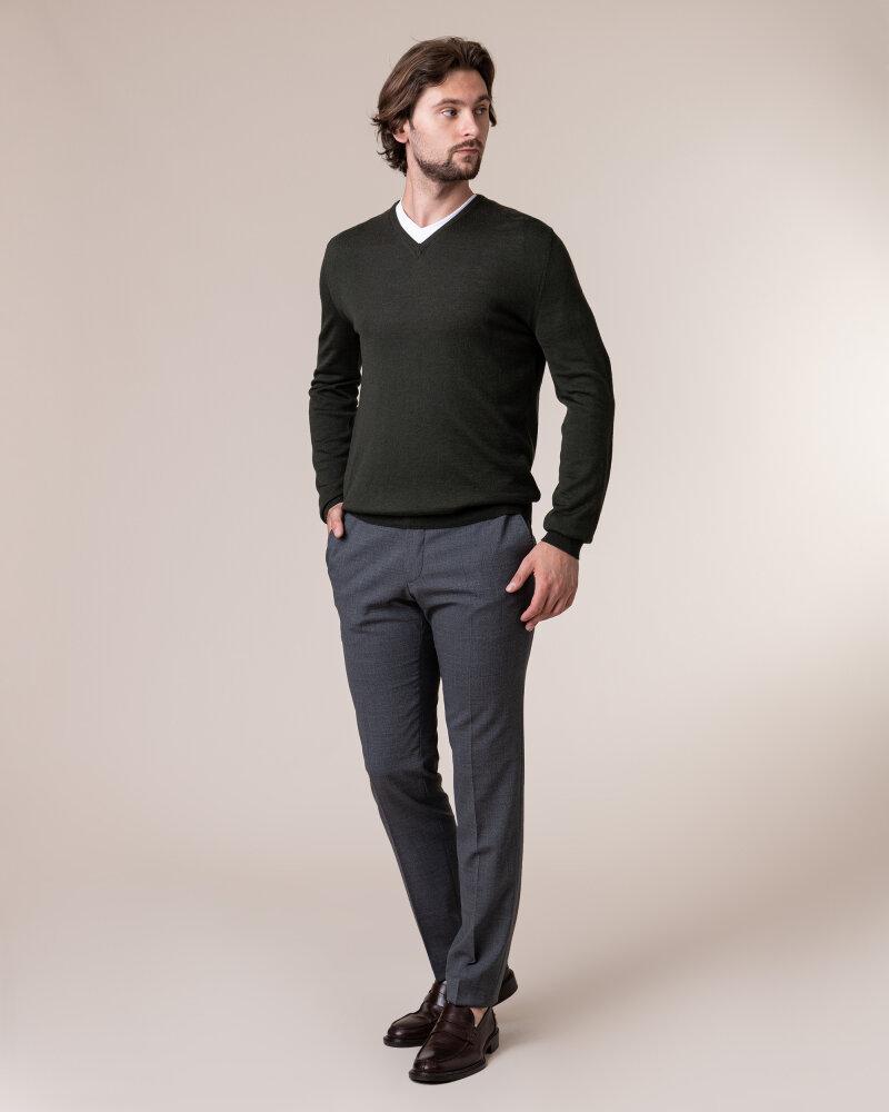 Sweter Philip Louis NOS_02/5/GRE NOS_GREEN ciemnozielony - fot:5