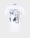 T-Shirt Antony Morato MMKS01767_FA100144_1000 biały