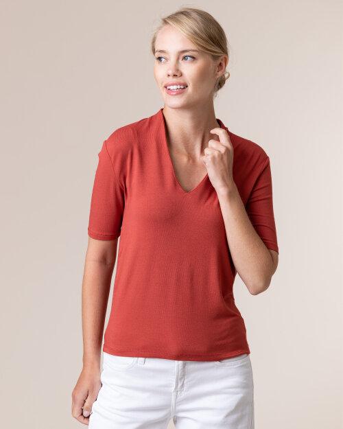 T-Shirt Mexx 73679_181531 czerwony