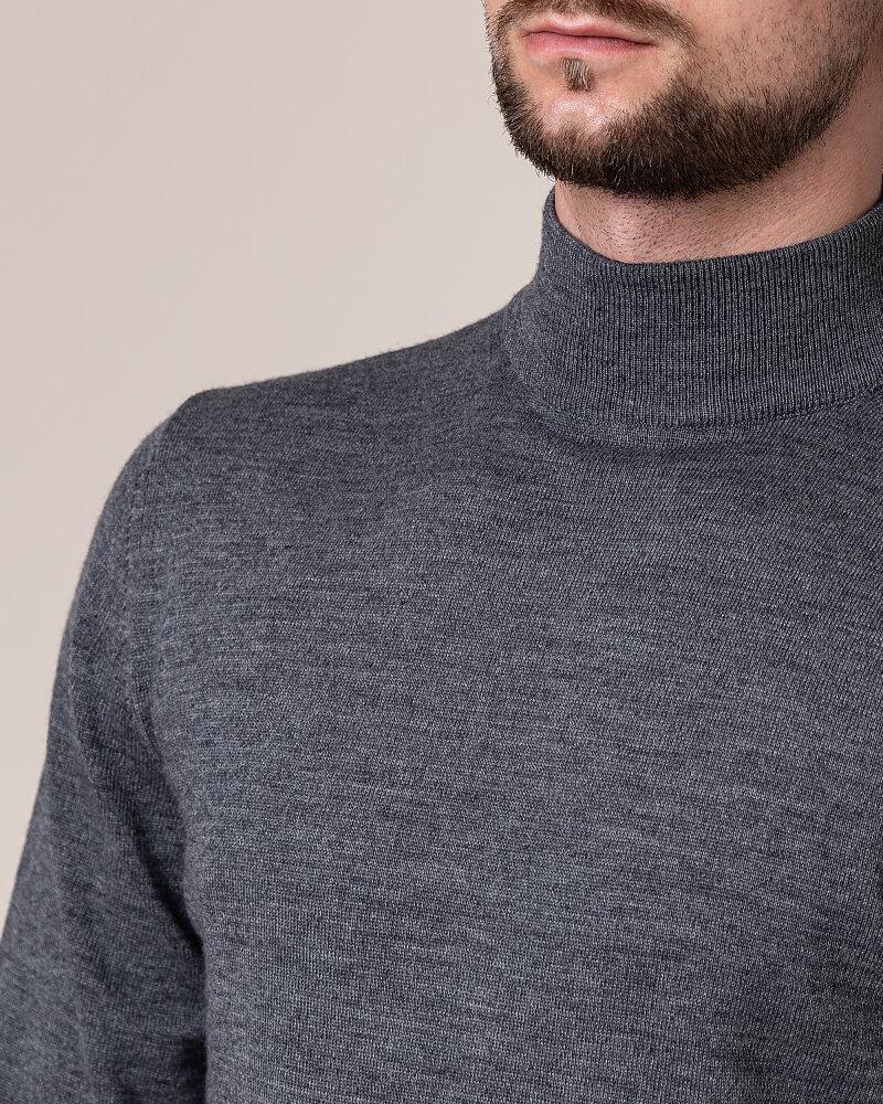 Sweter Philip Louis NOS_05/05/DGR NOS_DK.GRAY szary - fot:3