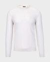 Sweter Stenstroms 420041_2255_050 różowy
