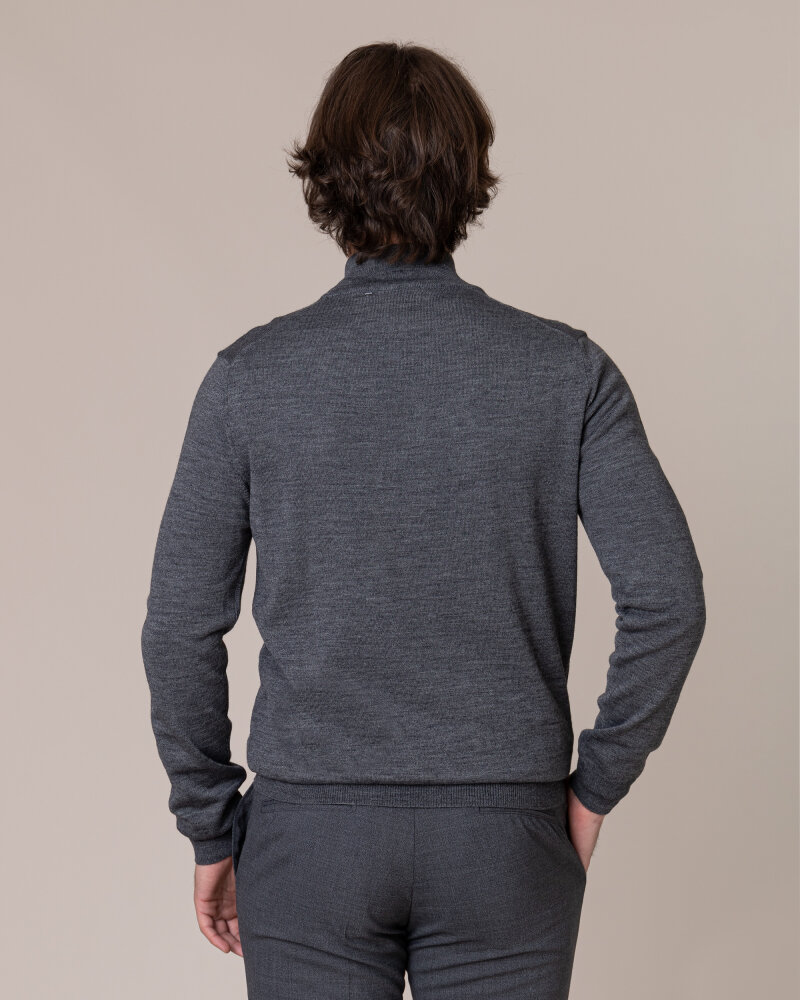 Sweter Philip Louis NOS_03/5/DGR NOS_DK.GRAY ciemnoszary - fot:4