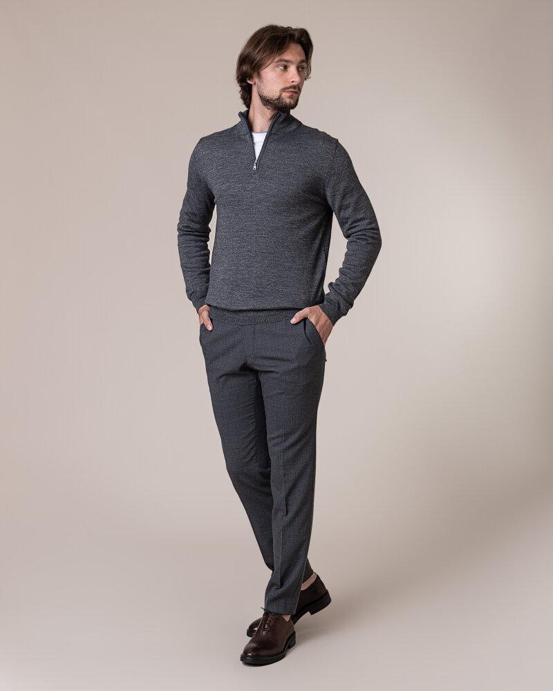 Sweter Philip Louis NOS_03/5/DGR NOS_DK.GRAY ciemnoszary - fot:5