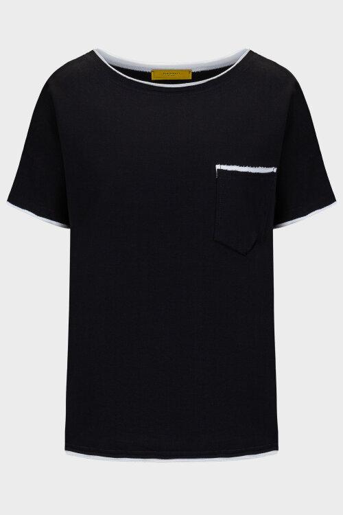 Bluza Fraternity Nos_W-Tsh-0046 Nos_Black/off White Czarny Fraternity NOS_W-TSH-0046 NOS_BLACK/OFF WHITE czarny
