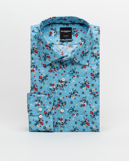 Koszula Otto Hauptmann G0A189/3_ niebieski
