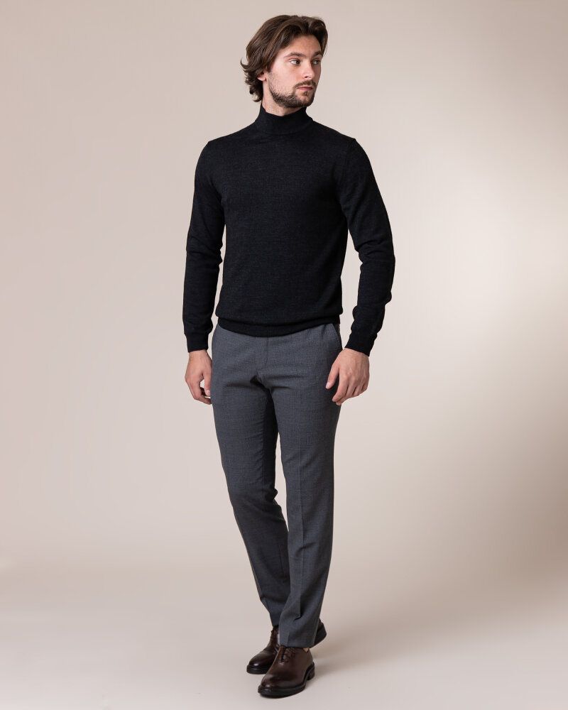 Sweter Philip Louis NOS_05/05/ANY NOS_ANTRACITE ciemnoszary - fot:5