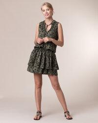 Sukienka Fraternity WL20_W-DRE-0281_GREEN zielony- fot-6