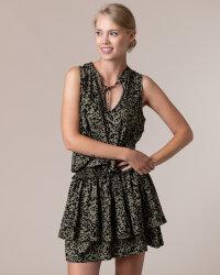 Sukienka Fraternity WL20_W-DRE-0281_GREEN zielony- fot-1