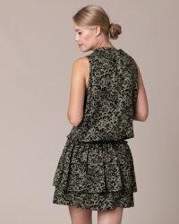 Sukienka Fraternity WL20_W-DRE-0281_GREEN zielony- fot-3