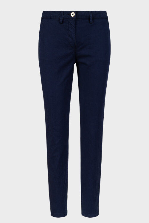 Spodnie Trussardi Jeans 56P00001_1T003730_U280 granatowy