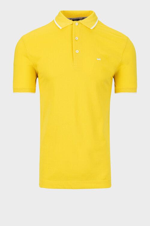 Polo Gas 99355_RALPH/R STRIPE M._0280 żółty