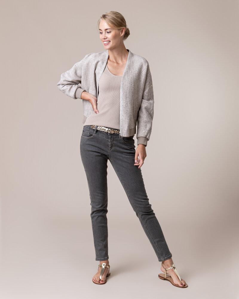 Spodnie Atelier Gardeur ZURI108 671421_295 szary - fot:5