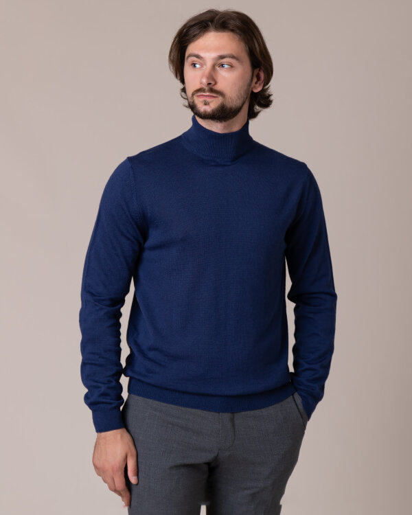 Sweter Philip Louis NOS_05/05/JEA NOS_JEANS szafirowy
