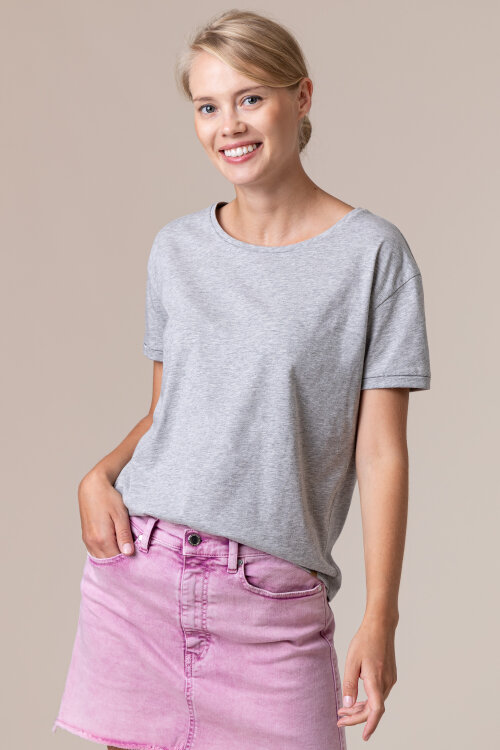T-Shirt Camel Active 3T51309445_05 jasnoszary