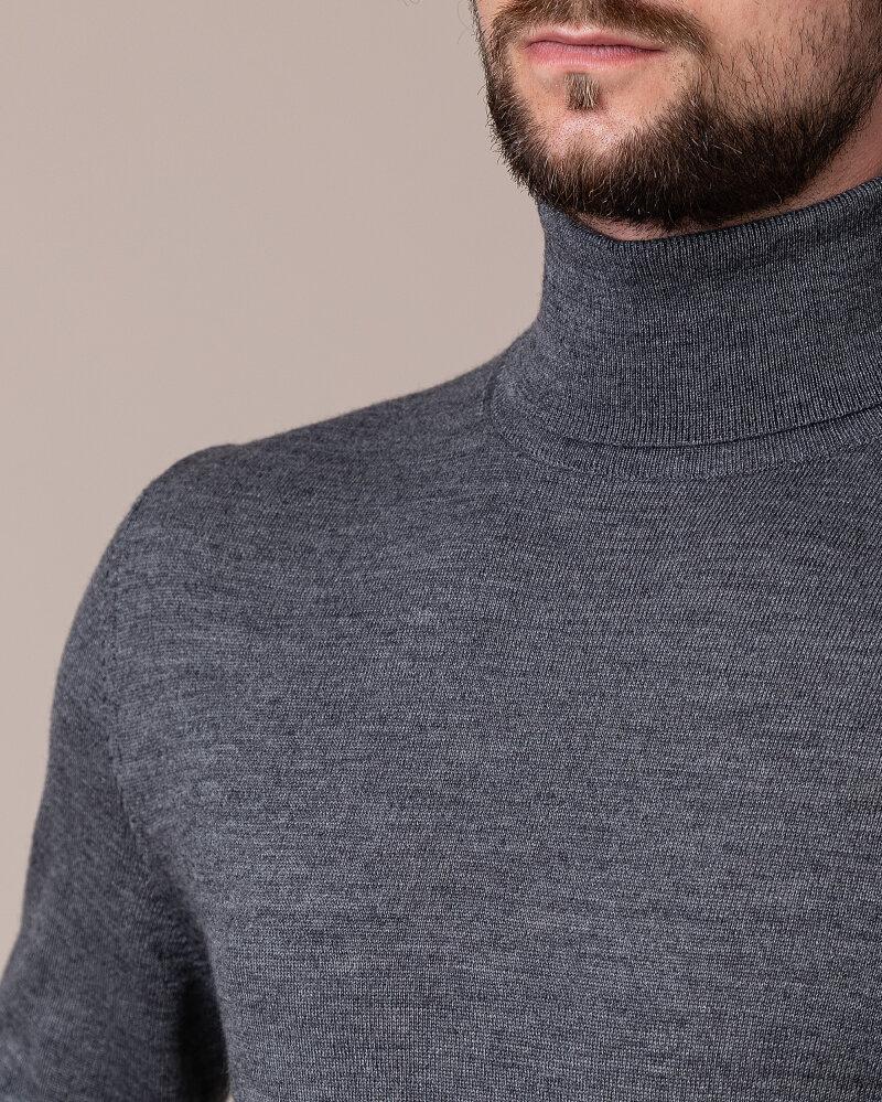 Sweter Philip Louis NOS_04/5/DGR NOS_DK.GRAY ciemnoszary - fot:3