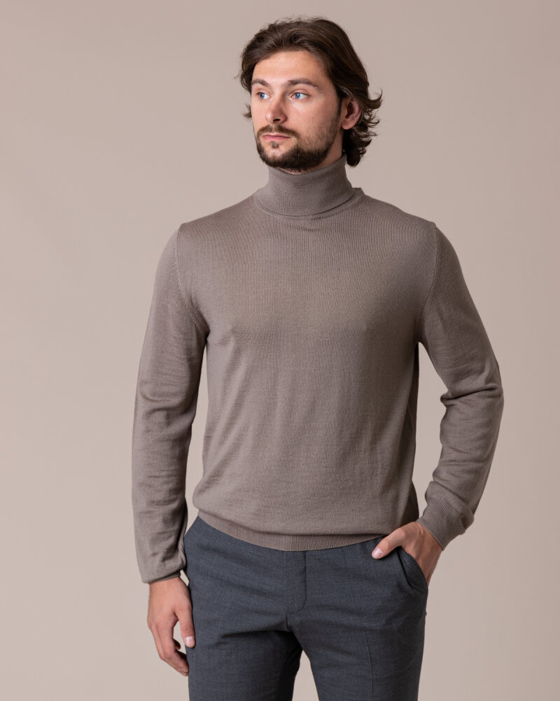 Sweter Philip Louis NOS_04/5/BEI NOS_BEIGE beżowy - fot:2