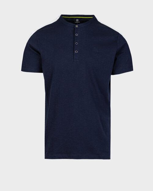 T-Shirt Lerros 2033900_485 granatowy