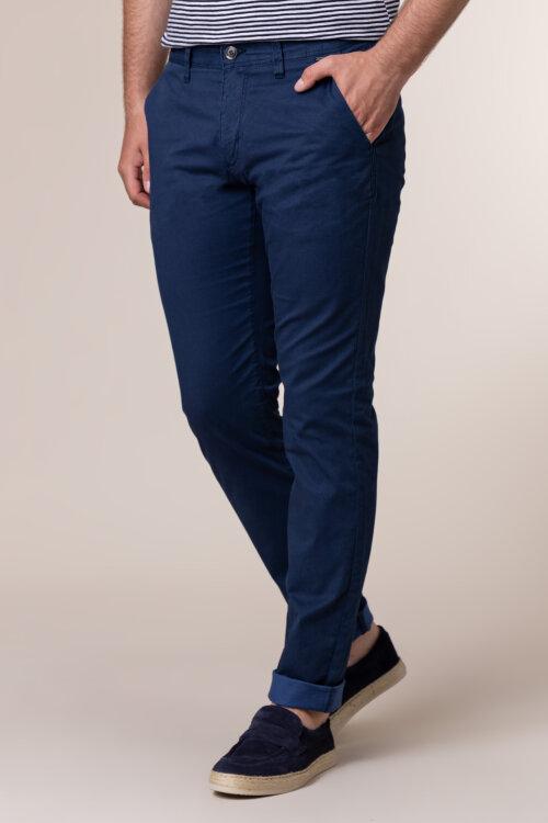 Spodnie Lerros 2029116_474 niebieski