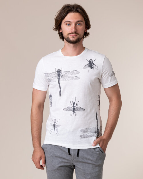 T-Shirt New In Town 8033040_103 biały