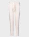Spodnie Trussardi Jeans 56P00215_1T002268_W052 kremowy