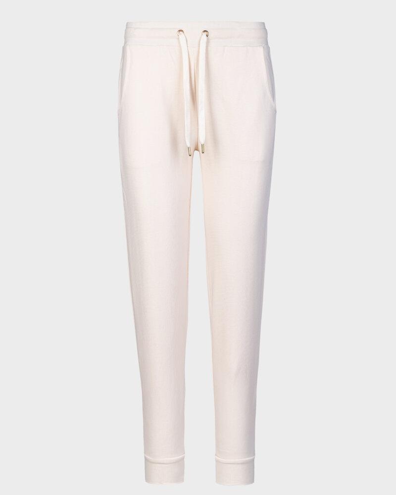 Spodnie Trussardi Jeans 56P00215_1T002268_W052 Kremowy Trussardi  56P00215_1T002268_W052 kremowy - fot:1