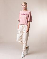 Spodnie Trussardi Jeans 56P00215_1T002268_W052 kremowy- fot-4